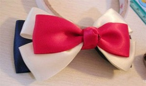 Diy Colourful Bow