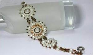 Diy Pearl Bracelet
