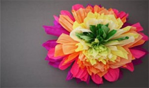 Diy Beautiful Paper Flower