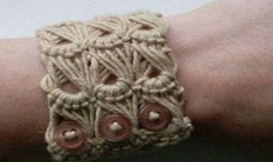 Cool Fabrics Bracelet