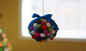 Colorful Decoration Ball