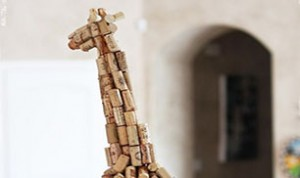 Diy Cute Giraffe