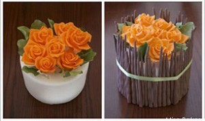Diy Fall Flower