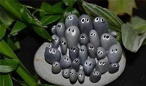Cute Stone Craft