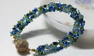 Diy Crystal Bracelet