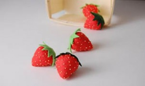 Diy Beautiful Strawberry