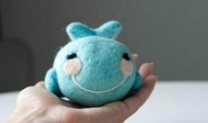Nice Blue Dolphin