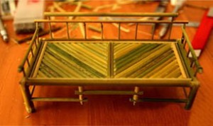 Diy Bamboo Bed