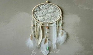 Beautiful Feather Craft