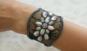Beautiful Lace Bracelet