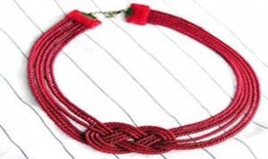 Easy Red Bracelet