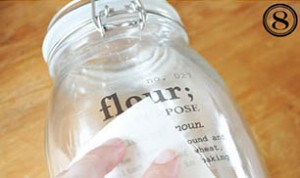 Diy Jar Craft