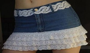 Diy Cute Skirt