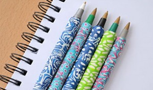 Diy Polymer Clay Pens