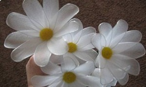 Diy White Flower