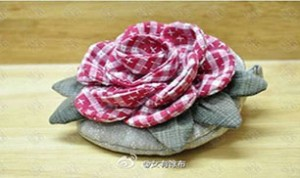 Diy Cloth Flower