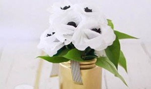 Diy Beautiful White Flower