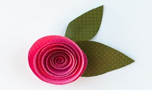 Easy And Beautiful Paper Flower