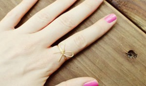 Diy Easy And Beautiful Ring