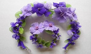Diy Beautiful Purple Flowers