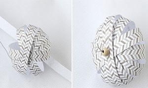 Beautiful Paper Decoration Ball