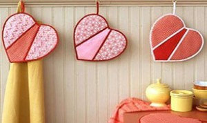 So Lovely Heart Craft