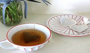 Diy Beautiful Tea Bag