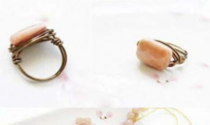 Diy Beautiful Ring