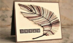 Diy Beautiful Leaf Craft