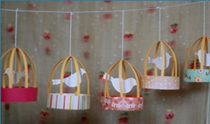Diy Cute Paper Bird