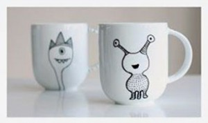 Cute Cup Craft
