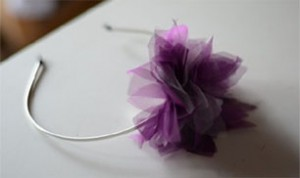 DIY Beautiful Hair Clip