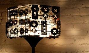 Diy Cool Tapes Lamp