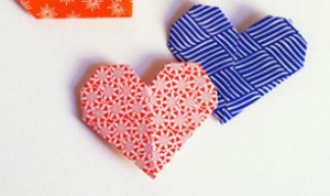 Diy Easy Heart Craft