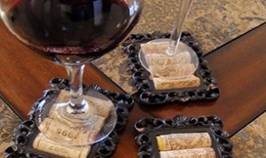 Diy Easy Cork Coasters