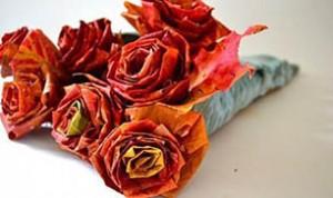 Beautiful Leaves Rose