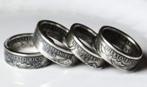 Diy Great Coin Ring