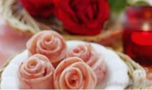 Diy Flour Rose