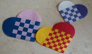 Beautiful Heart-shaped Craft