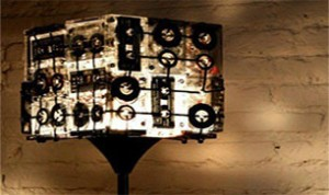 Great Tapes Lamp