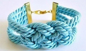 Beautiful Blue Bracelet