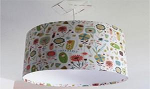 Diy Colorful Lamp