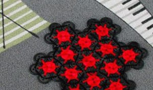 Easy Button Tablemat