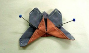 Diy Fabric Butterfly