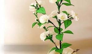 Diy Fabric Bonsai