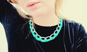 Diy Beautiful Blue Bracelet