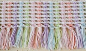Knitting Craft For Child