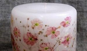 Diy Beautiful Candle