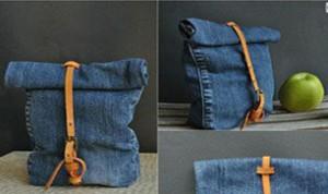 Diy Cool Jean Bag
