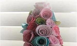 Diy Paper Flower Tree